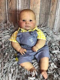 Reborn baby dolls, Abigail By Laura Tuzio Ross, ONLY CUSTOM ORDER