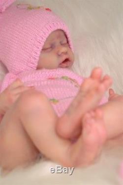 Reborn doll Indie by Laura Lee, reborn artist Olga Konovnina, sweet babies