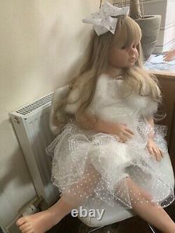 Reborn toddler/child Angelica by Reva