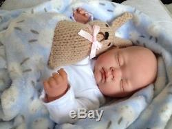 Reduced Price NEWBORN BABY Child friendly REBORN Doll cute realistic