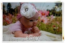 Regina's baby reborn doll PARIS from Adrie Stoete it is a girl 21