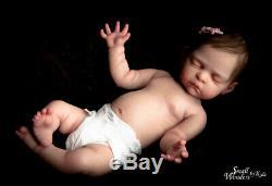 SILICONE Baby LORELAI BONUS BABY PRE-SALE Small Wonders by Kyla SWK Reborn