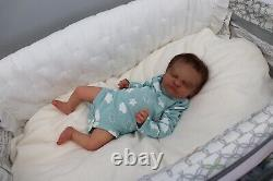 SOLD OUT LIMITED EDITION Reborn Baby Mireya By Sheila Mrofka Made By Lena Smith