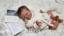 SOLE MIRACLE LLE reborned by Natalia Razmyslova reborn baby/doll