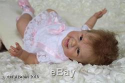 Stunning Reborn Maizie Arcello Artful Babies Baby Girl Doll Sold Out