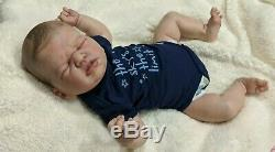 Sawyer by Emily Jameson Reborn Newborn Baby Boy Sold out Limited Edition RARE