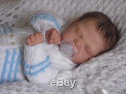 Seventh Heaven Reborn Baby Boy Doll Ramsey By Cassie Brace New Ltd Edition