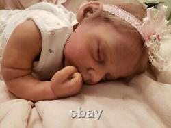 Silicone Baby Wynter Sylvia Manning Doll Partial