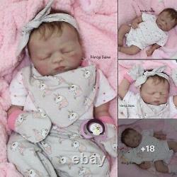 SiliconeSoft Ecoflex Reborn BabyVery Realistic