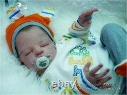 Studio-Doll Baby Boy JACKY by TINA KEWY 20 INCH so real baby