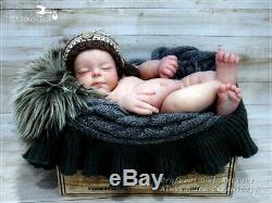 Studio-Doll Baby Reborn BOY ARAYA SUNSCHINE by JAMIE l. POWERS limit. Edit