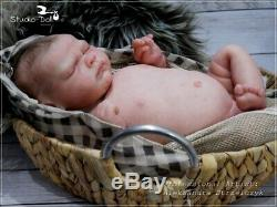 Studio-Doll Baby Reborn BOy FRIDA BY LORRAINE YOPHI like real baby