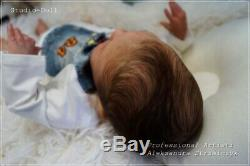 Studio-Doll Baby Reborn Boy SLOAN by TOBY MORGAN limited edition so real