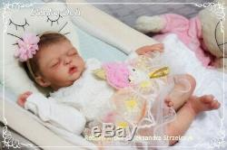 Studio-Doll Baby Reborn GIRL KATRIONA by PHILL DONNELLY so real