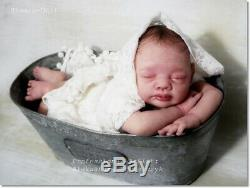 Studio-Doll Baby Reborn GIRL SWEETIE by Adrie Stoete so real