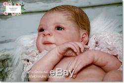 Studio-Doll Baby Reborn Girl ESTELLE by EVELINA WOSNJUK' so real