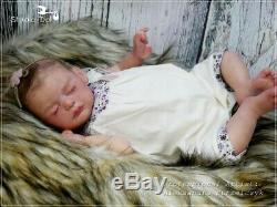 Studio-Doll Baby Reborn Girl Elea by HEIKE kOLPIN limited edition so real