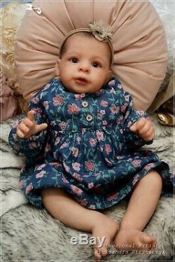 Studio-Doll Baby Reborn Girl JAYLAN by LAURA TUZIO ROSS limit. Edit