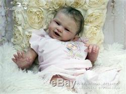 Studio-Doll Baby Reborn Girl LIL SMILE by PHIL DONNELLY limit. Edit