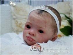 Studio-Doll Baby Reborn Girl Rosa by Karola Wegerich limit. Edit