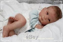Studio-Doll Baby Reborn LILLY by LINDA MURRAY so real baby BOY