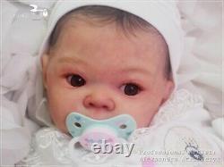 Studio-Doll Baby Reborn girl AKINA by Adrie Stoete SO CUTE BABY