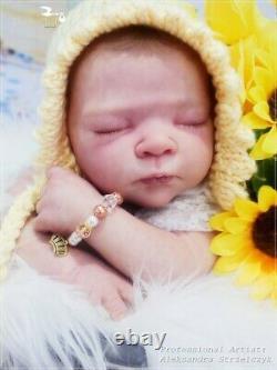 Studio-Doll Baby Reborn girl SERAH by Adrie Stoete SO CUTE BABY