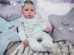 Studio-Doll Baby TODDLER baby Margot by Cassie Brace 24 inch limit. Edit