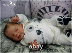 Studio-Doll Baby baby Boy GIDEON by DAWN MCLEOD 20 inch