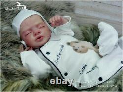 Studio-Doll Baby baby Shane by Angela Degner 20 inch