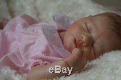 Stunning Reborn Baby Girl Doll Realborn 3d Brooklyn Nubornz Nursery