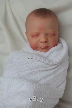 Stunning reborn doll Realborn Baby Rebekah As Newborn Boy By Tiny Gifts Nursery