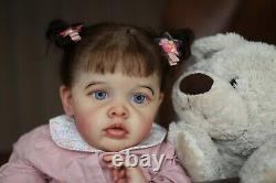 Sweety reborn girl Benjamin by Natali BlickGolden Babies Nurseryrealistic