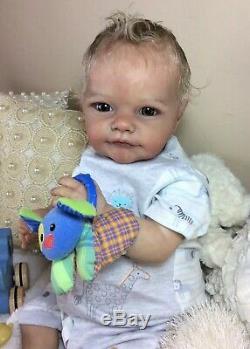 Tobiah By Laura Lee Eagles Reborn Newborn Art Baby Doll