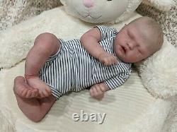 Trouble by Nikki Johnston Newborn Reborn by Emily's Dream Dolls Sold Out LE