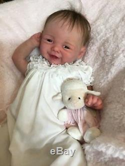 Vivienne by Sandy Faber reborn baby doll gorgeoS