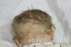 Wendy Graham Reborn Baby Ciaran Doll withKit Kylie by Romie Strydom withB. C
