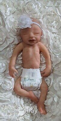 Zoeby Dawn Bowie Full body Silicone Micropreemie BooBoo Baby Girl Tiny Preemie